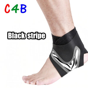 Basketball Ankle Support Brace,Elasticity Free Adjustment Protection Foot Bandage Sprain Prevention Sport Fitness Guard Band-[product_type]-Come4Buy eShop