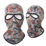 Camouflage cs anti-terrorism mask special forces tactical army fan hedging hooded hat