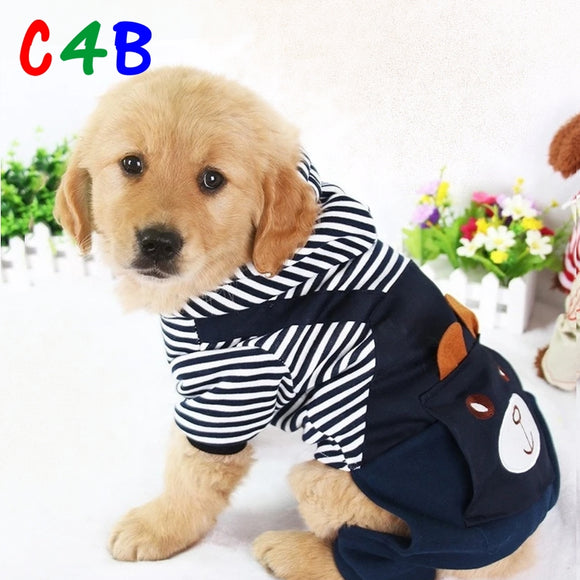Dog Clothing, Cartoon Pets Clothing