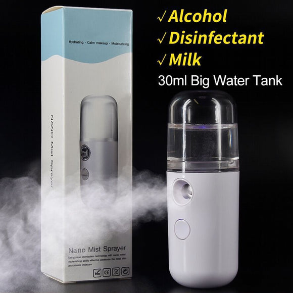 USB charging nano sprayer Disinfection sprayer
