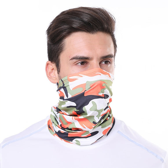 Fleece Neck Gaiter Warmer Protection Face Masks Windproof Motorcycle Tubular Scarf Balaclava Fishing Biker Ski Snowboard Bandana