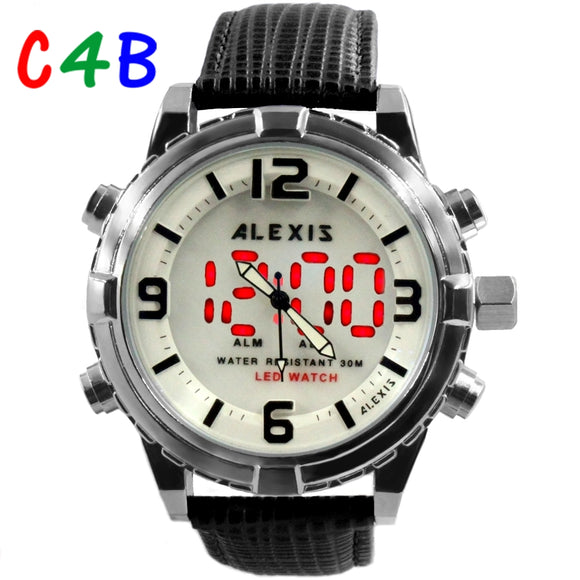 Alexis LED Ana-digital Watch AW808