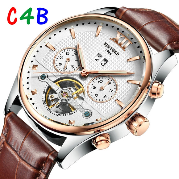 Mark Mechanical Automatic Classic Watches
