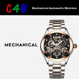 Justin Mechanical Automatic Classic Watches