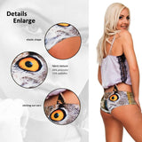 Owl Printing Briefs CT04