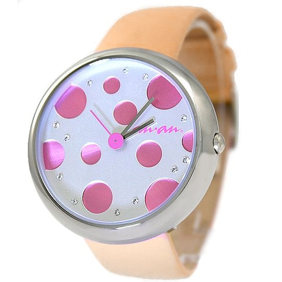 Fashion Women Watches Miyota 2035 Quartz
