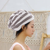 Hair Fast Drying Dryer Towel