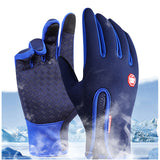 Unisex Touchscreen Winter Thermal Warm Cycling Bicycle Bike Ski Outdoor Camping Hiking Motorcycle Gloves Sports Full Finger-Glove-Come4Buy eShop