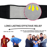 Therapy Back Waist Support Belt Lumbar Brace