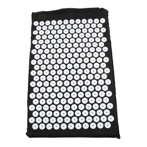 Yoga Mat Massage cushion Acupressure Mat Relieve Stress Pain Massager  Acupuncture Spike Yoga Mat pin pad