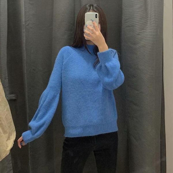 Women Knitted Sweater