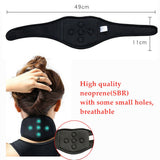Therapy Self-Heating Cervical Vertebra Protection Neck Support Brace Neck Pad