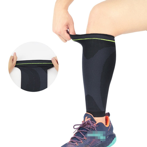 1 piece Sports Safety Running Cycling Compression Sleeves Calf Leg Shin Splints Breathable Legwarmmers Sports Protection-[product_type]-Come4Buy eShop