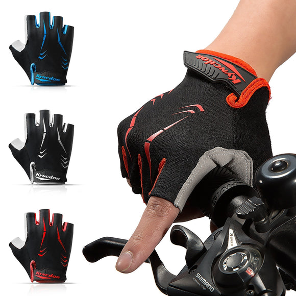 Half Finger Cycling Gloves Fingerless Riding MTB Bike Bicycle Glove Thermal Motorcycle Shock Absorption Women Men Dropshipping-[product_type]-Come4Buy eShop