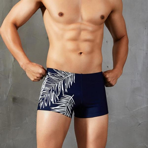 Men Swimming Trunks Print Swimwear Shorts For Bathing Surfing Beach Shorts Sexy Swimsuit-Men Clothing-Come4Buy eShop