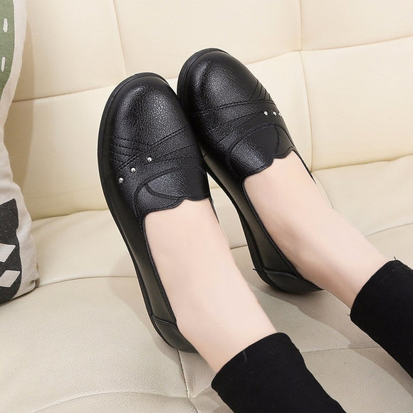 Flats Loafers Soft Shoes