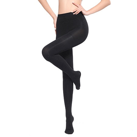 Professional 2# Pressure Body Shapers High Waist Legs Shapers / Pantyhose 980D-Shapewear-Come4Buy eShop