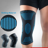Runing Knee Support Compression Knee Protectors Elastic Breathable Knee Pads Kneepads Guard For Men Women Volleyball Basketball-[product_type]-Come4Buy eShop