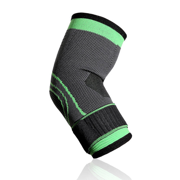Elbow Support Elastic Bandage Gym Sport Elbow Protective Pad Absorb Sweat Sport Basketball Arm Sleeve Elbow Brace-[product_type]-Come4Buy eShop