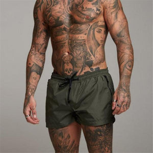Summer Swimwear Men Swimsuit Swimming Trunks Boxer Short Sexy Mens Swim Briefs Beach Shorts-Men Clothing-Come4Buy eShop