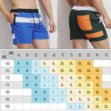 Mens Swimwear Patchwork  Summer Quick Drying Swim Beach Shorts Swimming Surf Board Shorts Boxer Swimwear Men Sexy-[product_type]-Come4Buy eShop