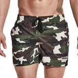Camouflage  Swimming Shorts Light Thin Quick Dry Swimming Shorts For Men Swimming Trunks Plus Size Swim Wear Swimwear Men Shorts-Men Clothing-Come4Buy eShop