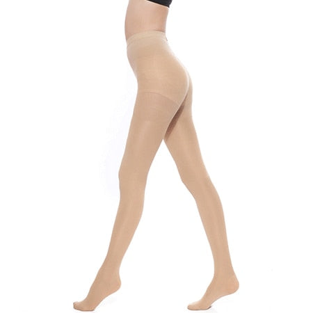 Professional 2# Pressure Body Shapers High Waist Legs Shapers / Pantyhose 980D (thin)-Shapewear-Come4Buy eShop