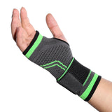 Ultrathin Breathable Men's Wristband Arthritis Wrist Wraps Brace Sleeve Support Glove Elastic Fitness Palm Basketbol Bileklik-[product_type]-Come4Buy eShop