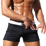 New Swimwear men swimsuit Sexy swimming trunks sunga hot mens swim briefs Beach Shorts mayo sungas de praia homens calzoncillos-[product_type]-Come4Buy eShop