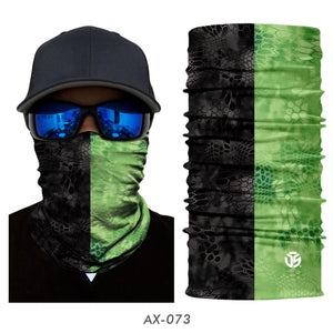 Seamless Magic Face Mask Balaclava for Motorcycle Ski Bandana Shield Mens Women Scarf Fishing Driving Biker Snowboarding Cycling