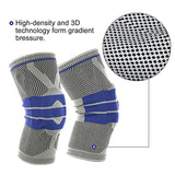 Gym Volleyball Knee Protectors Elastic Support Anti-Slip Knie Brace Relieve Arthritis Running Sport Outdoor Guard Kneepad-[product_type]-Come4Buy eShop