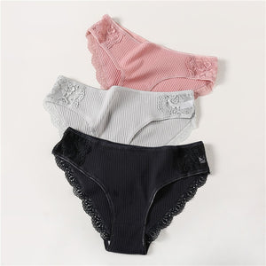 Cotton Panty 3Pcs/lot
