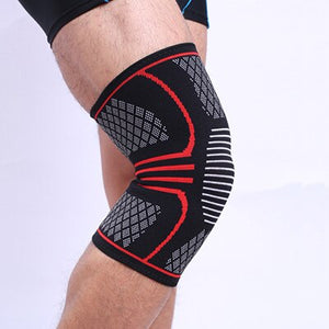 Knee Pads rodilleras baloncesto Breathable Relieve Anti-skid Warmer Basketball Volleyball Gym Sport Guard Kneepad Knee Protector-[product_type]-Come4Buy eShop
