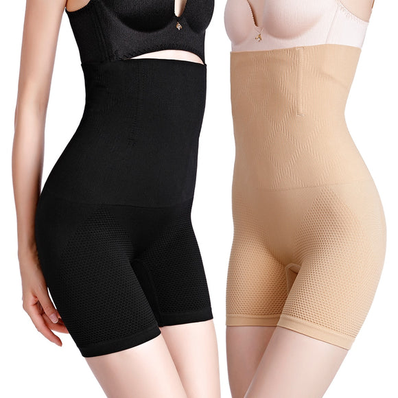 Women High Waist Shapewear Enhanced Edition Body Shaper Shorts Slimming Tummy Underwear Panty Shapers-Shapewear-Come4Buy eShop