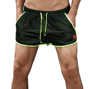 2019 New Breathable Swimwear Men Sexy 2019 Summer Men's Swimming Trunks For Bathing Quick Dry Swimsuits Man Swimwear Board Short-[product_type]-Come4Buy eShop