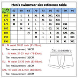 Brand swimwear men Water Repellent Men's Swimming Briefs New Men's Swimming trunks for bathing  gay mens swimwear Swimsuit-[product_type]-Come4Buy eShop