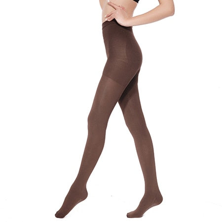 Professional 2# Pressure Body Shapers High Waist Legs Shapers / Pantyhose 680D-Shapewear-Come4Buy eShop