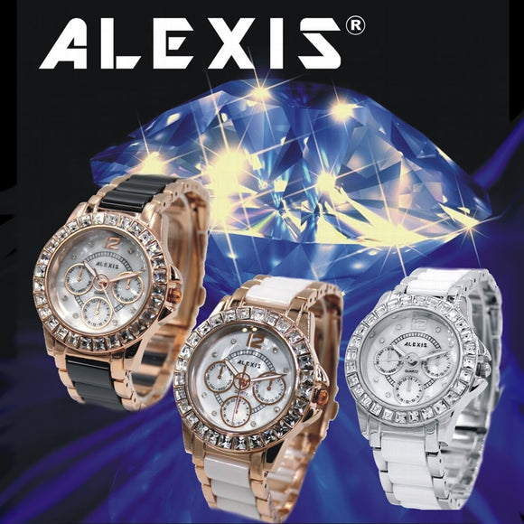 Ceramic Crystal  Alexis Watches FW830