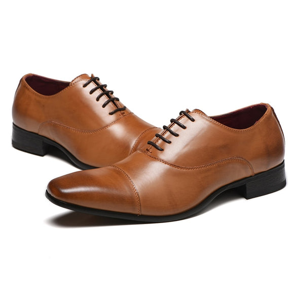 Men Formal Business Shoes