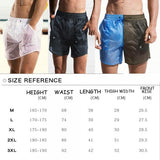 Men Beachsuit Translucent 2019 Swimwear Men's Board Shorts Sexy Men's Swimming Trunks For Bathing Gay Brief Swimsuits Beachwear-[product_type]-Come4Buy eShop