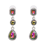 New vintage drops earrings fashion women statement crystal dangle Earrings for women-EARRINGS-Come4Buy eShop