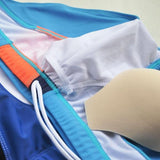 New Swimwear Men Low Waist Sexy Mens Swim Briefs Waterproof Men's Swimming Trunks Beach Shorts Swimsuit Men Gay Free Pad-[product_type]-Come4Buy eShop