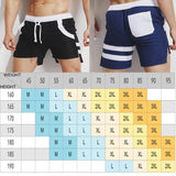 Striped Swimwear Board Shorts Trunks Board Shorts Quick Drying Swimsuits Beachwear Swimming Trunks For Bathing Swimwear Men-[product_type]-Come4Buy eShop