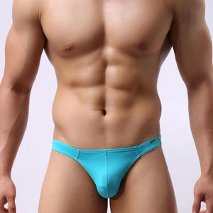 Men's Swim Trunks Swimsuits Sexy Swimming Briefs Low Waist Beach Shorts Swimwear Bathing Suit-[product_type]-Come4Buy eShop