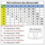 New Men's Swimming Briefs Swimming Trunks  For Bathing Swimsuit Water Repellent Gay Man Swimwear Men Swim Suit Underpants-[product_type]-Come4Buy eShop