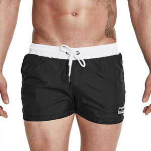 Swimwear Men Swimming Shorts For Men Swim Boxer Swimming Trunks Nylon Light Thin Boardshort Beachwear Plus Size Swimsuit Sunga-[product_type]-Come4Buy eShop