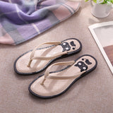 Slippers Women Flip Flops Cartoon Cat Women's Slippers Ladies Brand Summer Shoes Flat Beach Slippers-Women Slipper Shoe-Come4Buy eShop