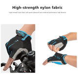 Cycling Bike Half Finger Gloves Shockproof Breathable MTB Road Bicycle Gloves Men Women Sports Cycling Luvas Bike Equipmen-Glove-Come4Buy eShop