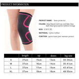 Knee Brace Rodilleras Basketball Knee Pads Breathable Relieve Arthritis Vollball Gym Outdoor Guard Kneepad Protector-[product_type]-Come4Buy eShop