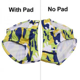 PUSH UP Men's Swim Briefs Sexy Low Waist Swimwear Men New Swimming Trunks Camouflage Swimsuits Gay Mens Swimwear Swimming Shorts-[product_type]-Come4Buy eShop